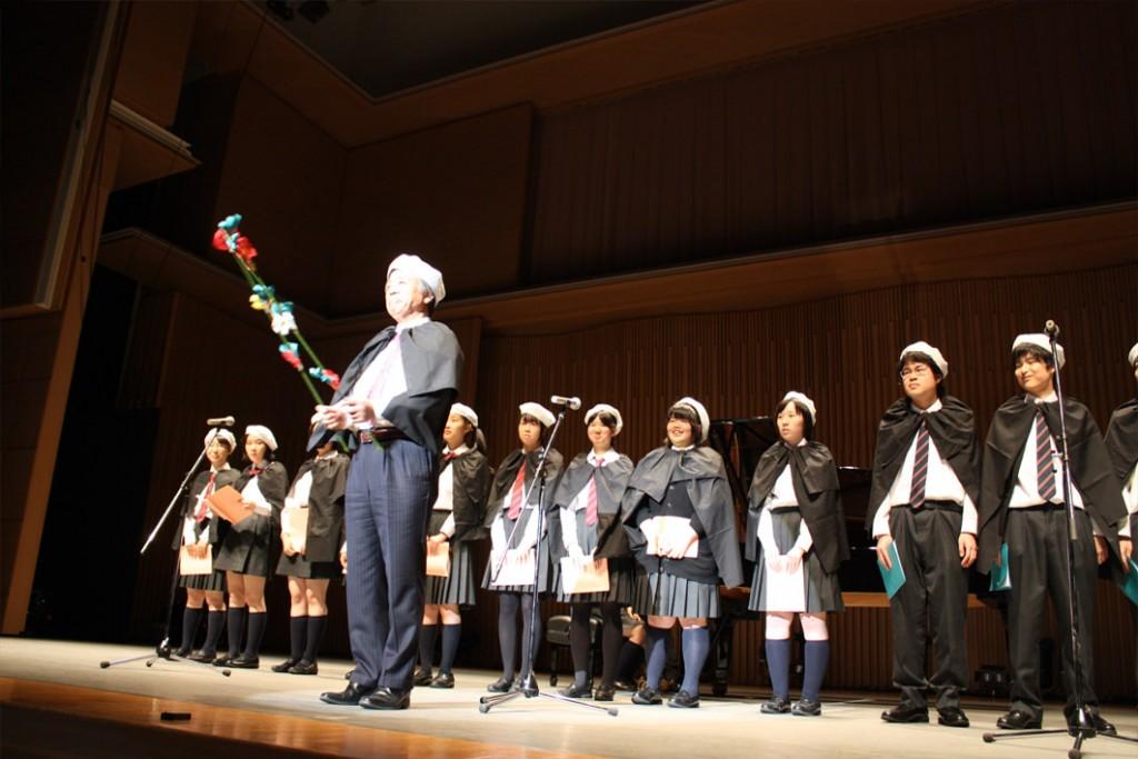 秋桜祭(ホール発表) « 東京国...