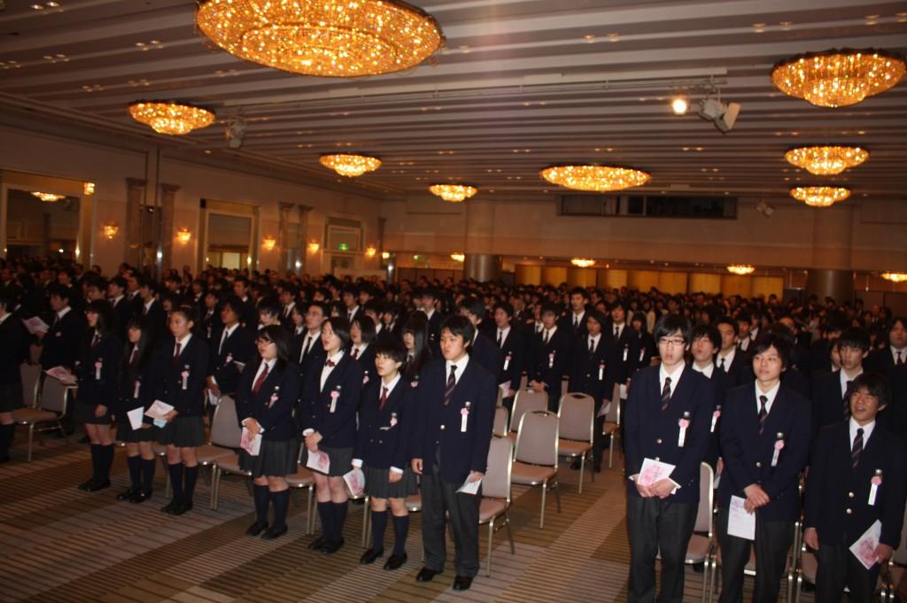 卒業式・卒業パーティー « 東京...